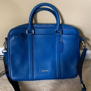 Coach Slim briefcase